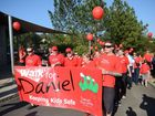 Members of the comminity, led by Premier Campbell Newman gathered for the 2012 Walk for Daniel.