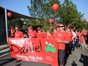 Premier and Prime Minister mark Walk for Daniel Morcombe