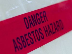 Asbestos dump near child care centre shocks community
