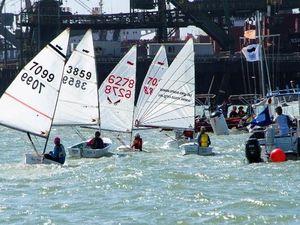 Young guns show off talent in annual sailing regatta