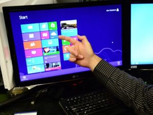 The boss who bet his company on Windows 8 – and lost