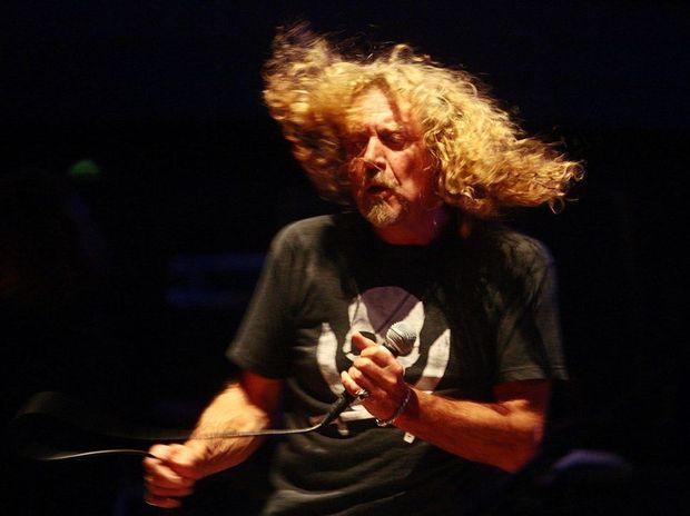 Former Led Zeppelin frontman Robert Plant will play Byron's Bluesfest 2013.