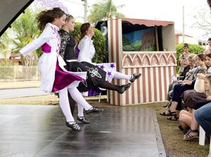Celtic festival comes alive in Helidon