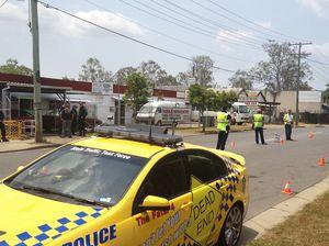 Police monitor bikies' new Goodna headquarters
