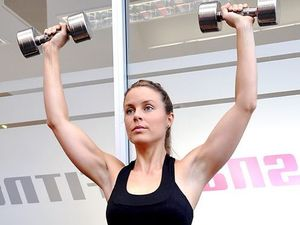Important to build strength in muscles