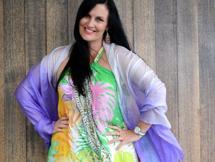 Rebecca Atlas has a positive outlook on life despite facing numerous setbacks.