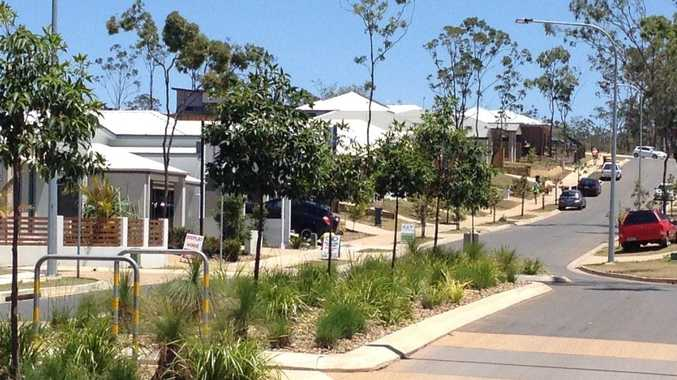 Workers' accommodation on Curtis Island is partly responsible for a slight drop in rent in Gladstone.