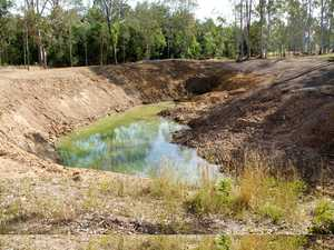 Southside dam concerns