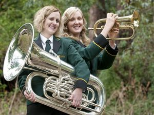 Brass at the Bluff hits the right note
