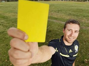 A-League on the horizon for determined football official