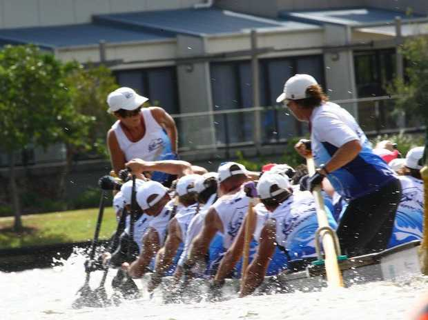 The Mt Warning Dragon Boat club want you this Sunday! Photo Contributed