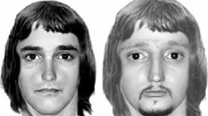 WANTED: Police are looking for these two men in relation to the assault of a woman at Laidley in December 2011.