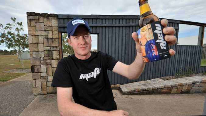 Trent Lecky, owner of the trademark Mate Australia.