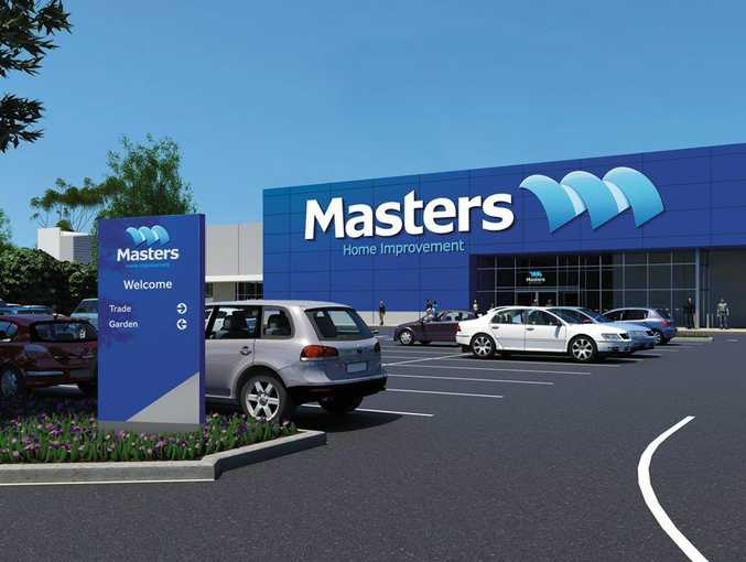 Masters is a step closer for Bundaberg with the application currently before public notification.