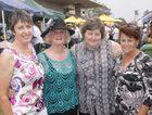 Lesley Mayes, Caolyn Pulham, Margaret McCanna and Pat Craig.