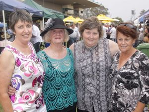 Fashions on the Field at the Gympie Cup Race Day