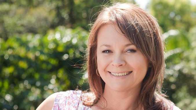 Enrich owner Karina Stephens has a huge smile after winning a prestigious industry award.