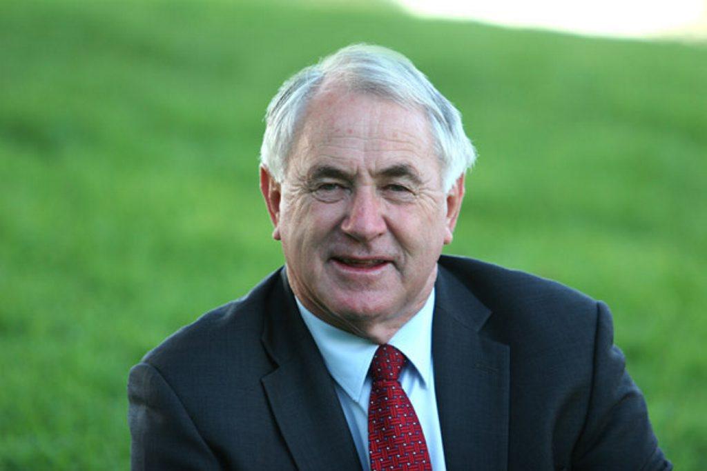 Mayor Paul Antonio