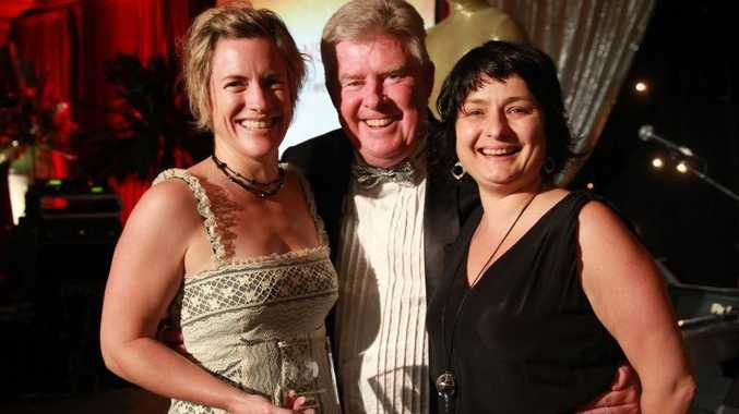 Nadia Murphy and Aurelie Pesty celebrated their winning the 2012 Manager of the Year Award at the 2012 Owners Managers Conference in Santa Monica with regional manager Graham Muldoon.