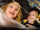 Tiny tots enjoy a 'spooktacular' day of Halloween fun