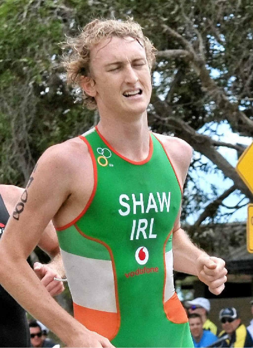 GOT A HOPE: Coolum's Ben Shaw needs to fire in the run.