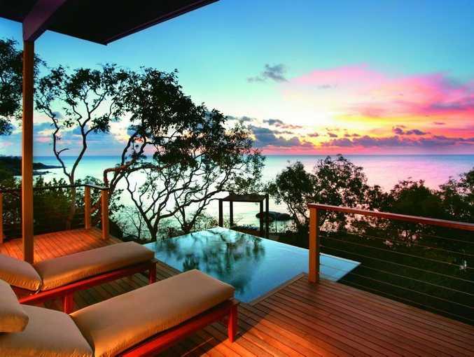 Lizard Island, Great Barrier Reef.