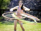 Fiery hoops rev up crowd in talent quest spin-out