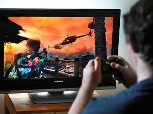 Violent video games classification shift hits right button