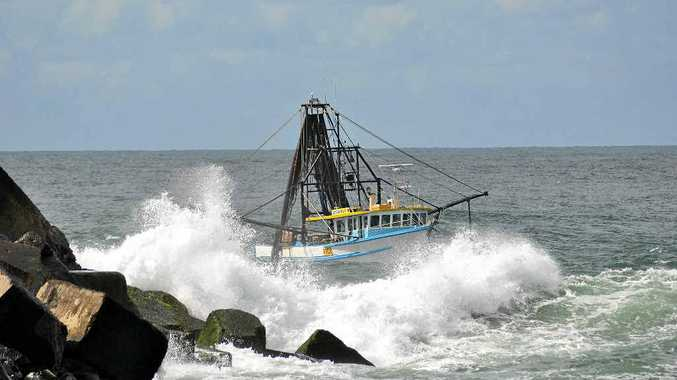 Lives will be lost on the Ballina bar if it is not dredged soon, according to Fishermen's Co-operative member Garry Joblin.