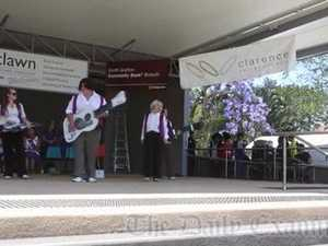 WHK Jacaranda Thursday Performance