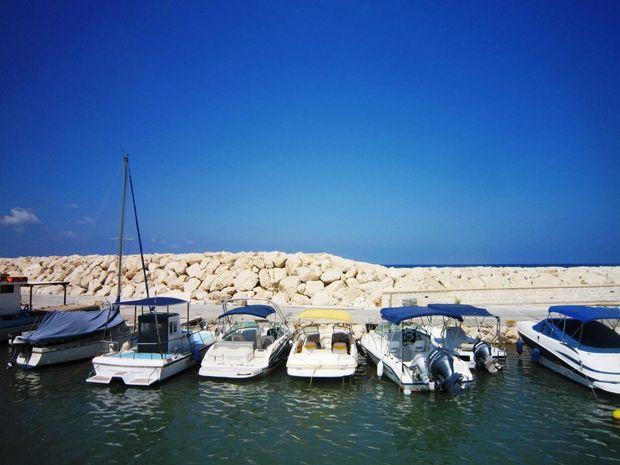Latchi Harbour, Cyprus