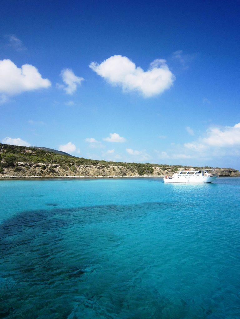 Blue Lagoon, Latchi, Cyprus.