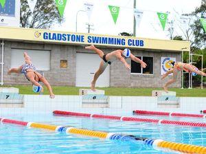 Regional swim meet attracts 180 competitors to Gladstone