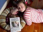 Family saddened by theft of birthday puppy