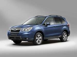 Subaru has taken the wraps off its new Forester SUV