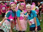 Sea of pink in Noosa breakfast fun run