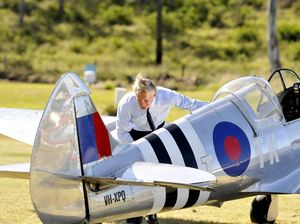 Flying icon leaves lasting memories