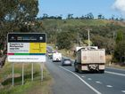 Take care with traffic changes on the Pacific Highway upgrade this week.
