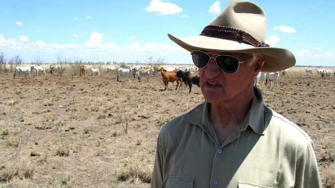 ENRAGED: Bob Katter says the Cubbie Station sale makes him angry and doesn't think there is