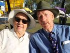 Shirley and Cyril Golding enjoy themselves at the Relay for Life at Chanel College in 2010.