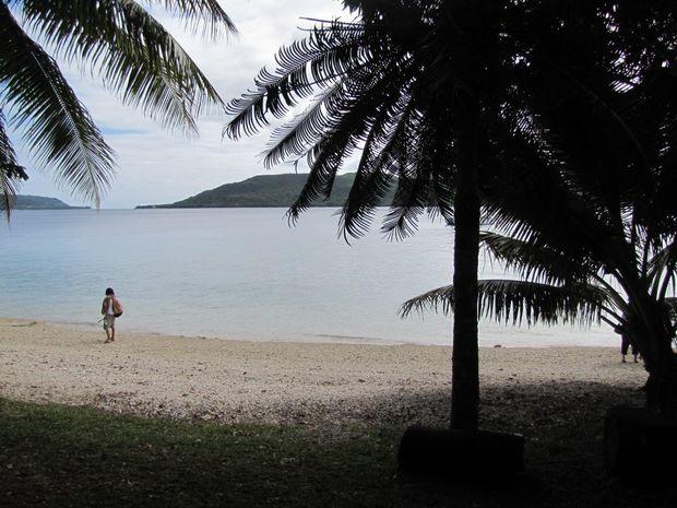 Gideon's Landing - one of the locations for the television series Survivor Vanuatu.