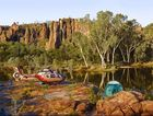 Helicopter pilot and photographer Richard Green and his wife have perfected the heli-camping lifestyle in order to obtain his stunning images.
