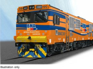 BHP to load its own coal trains