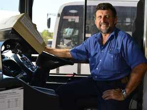 Bus driver recognised for efforts