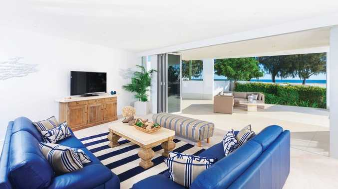You're more likely to win this home at Kirra than tonight's lotto, says the RSL art union.