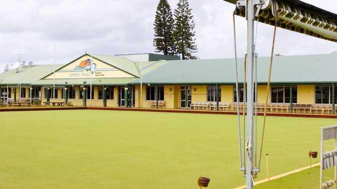 The Lennox Head bowls club, now reincarnated as Club Lennox.