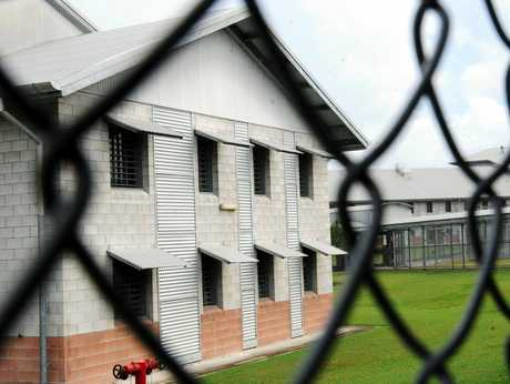 Maryborough Correctional Centre.