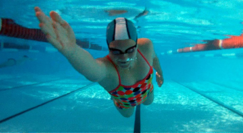 Alanna Bowles is heading to Asia for World Cup swimming. Photo Sharyn O'Neill / The Morning Bulletin