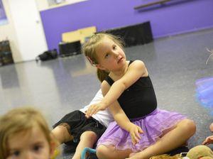 Young dancers find their rhythm