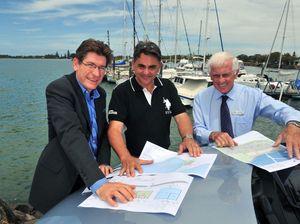 Multimillion-dollar marina planned for Burnett Heads